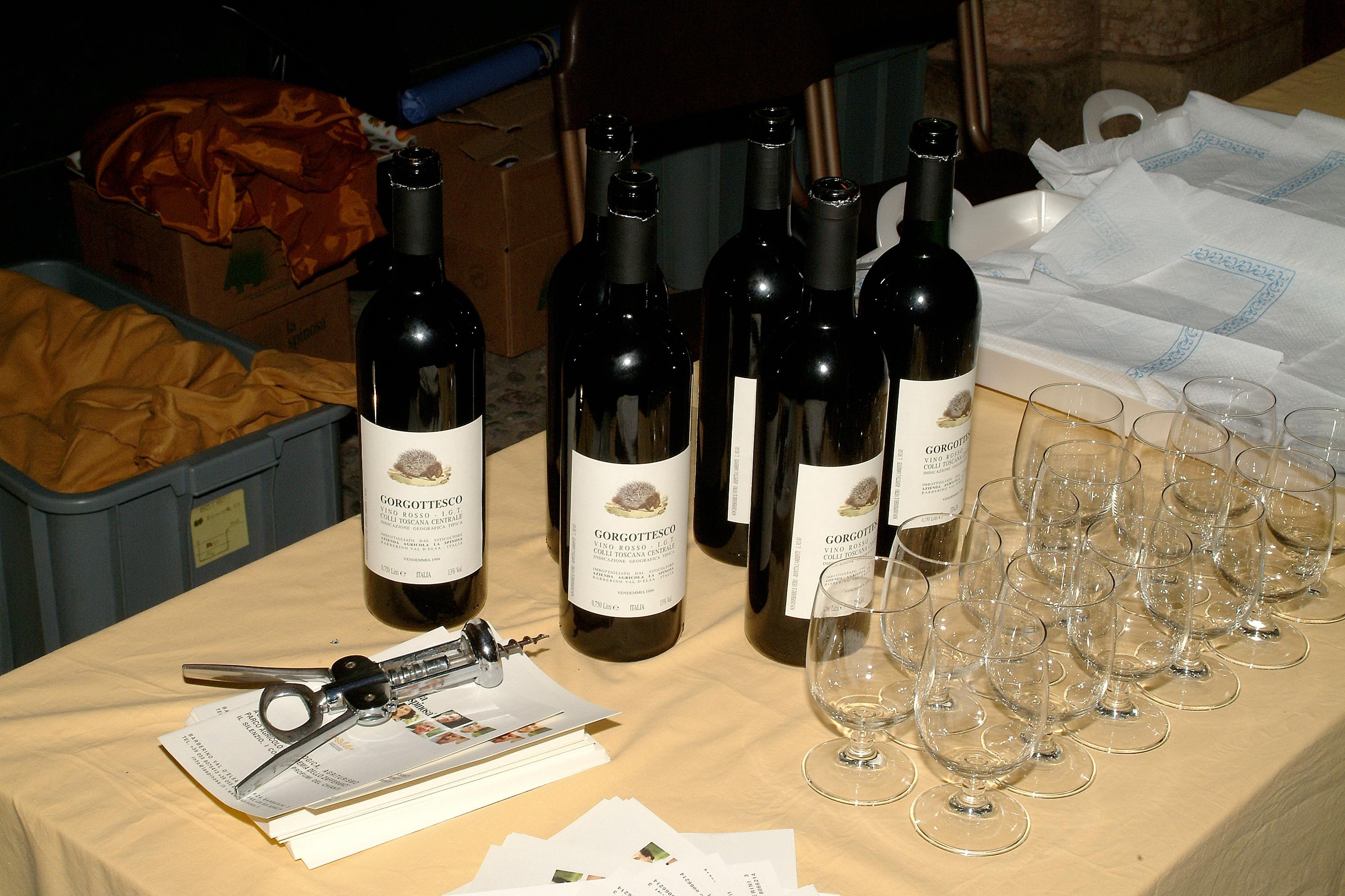 vino Gorgottesco