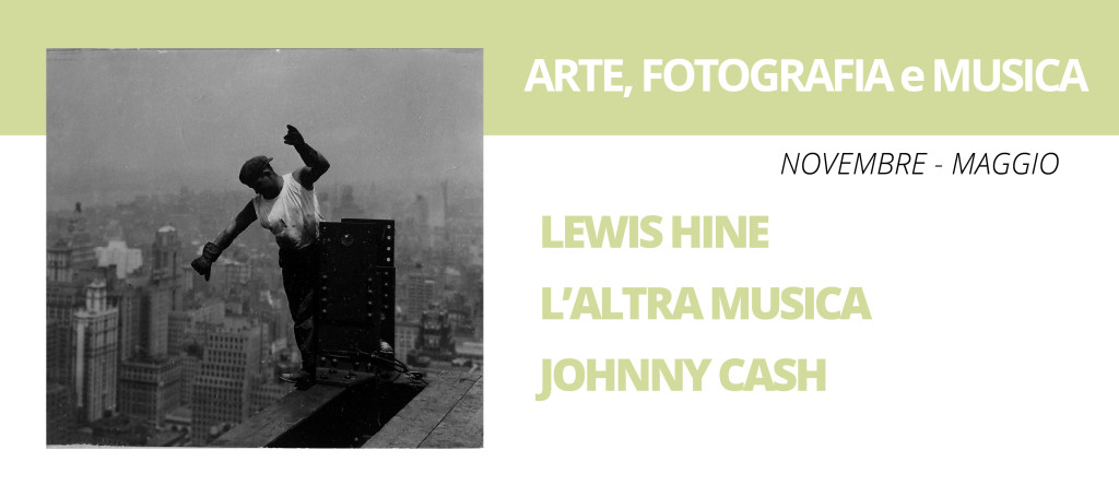 arte fotografia e musica