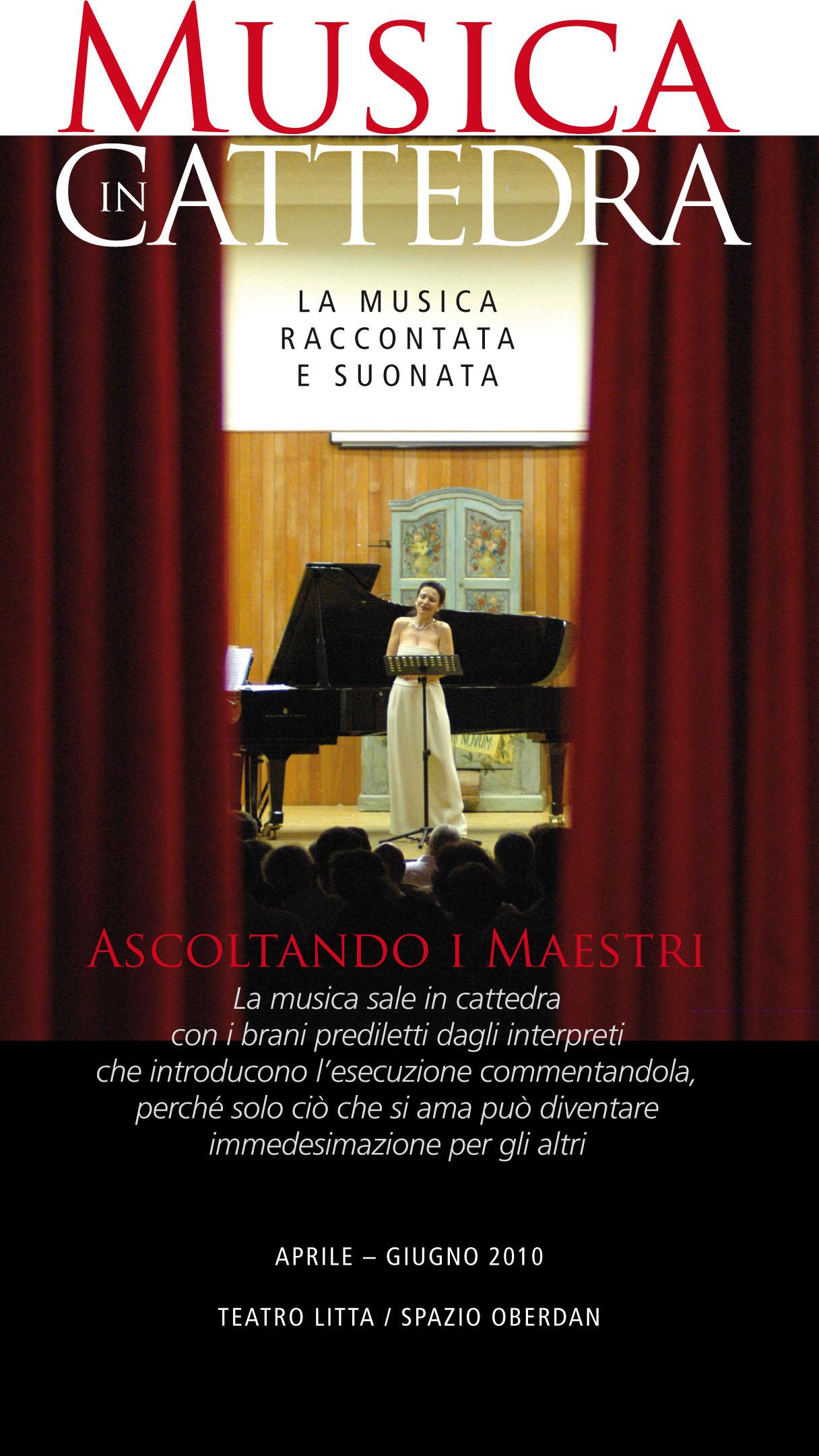 Musica in Cattedra (2)