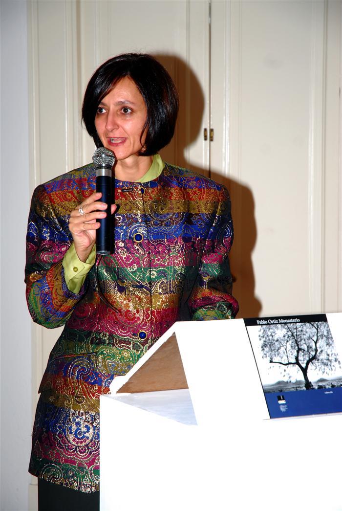 il console Alejandra Bologna (Custom)