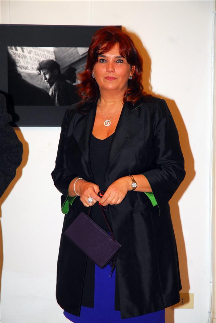 la curatrice Enrica Viganò (Custom)