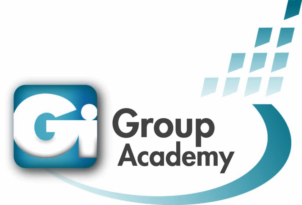 Logo Gi group academy OK