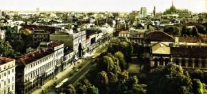 MILANO BY BICICLE il Corso Venezia