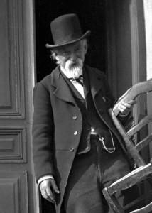 Cezanne e la sedia