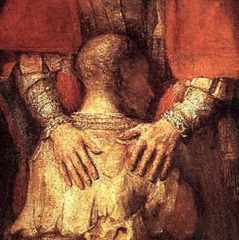 particolare_rembrandt Anno misericordia (tagliando la figura a destra