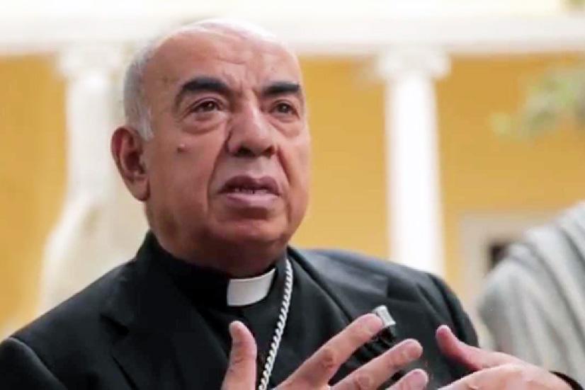 vescovo di aleppo