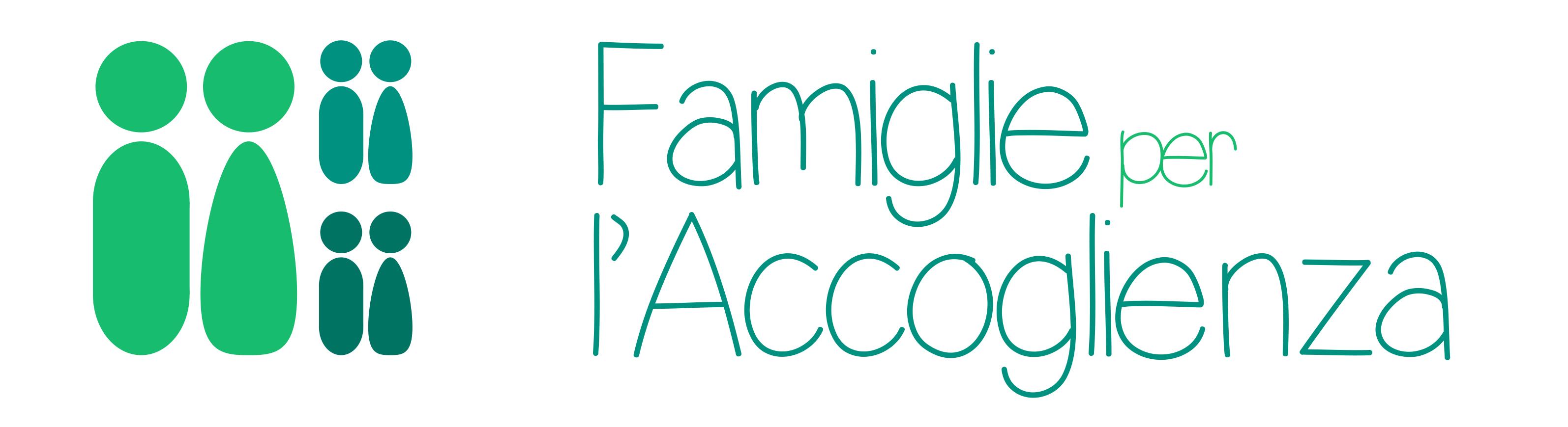 logo Famiglie accoglienza colori V2