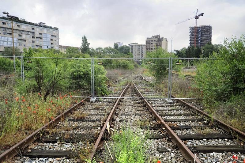Progetto di recupero degli scali ferroviari