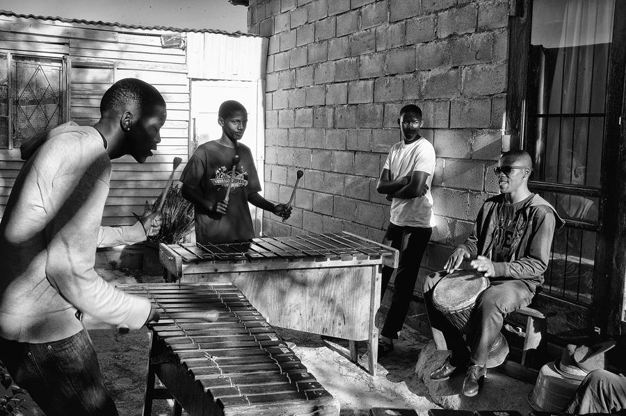© pino ninfa-città del capo-jazz in township-L1000766
