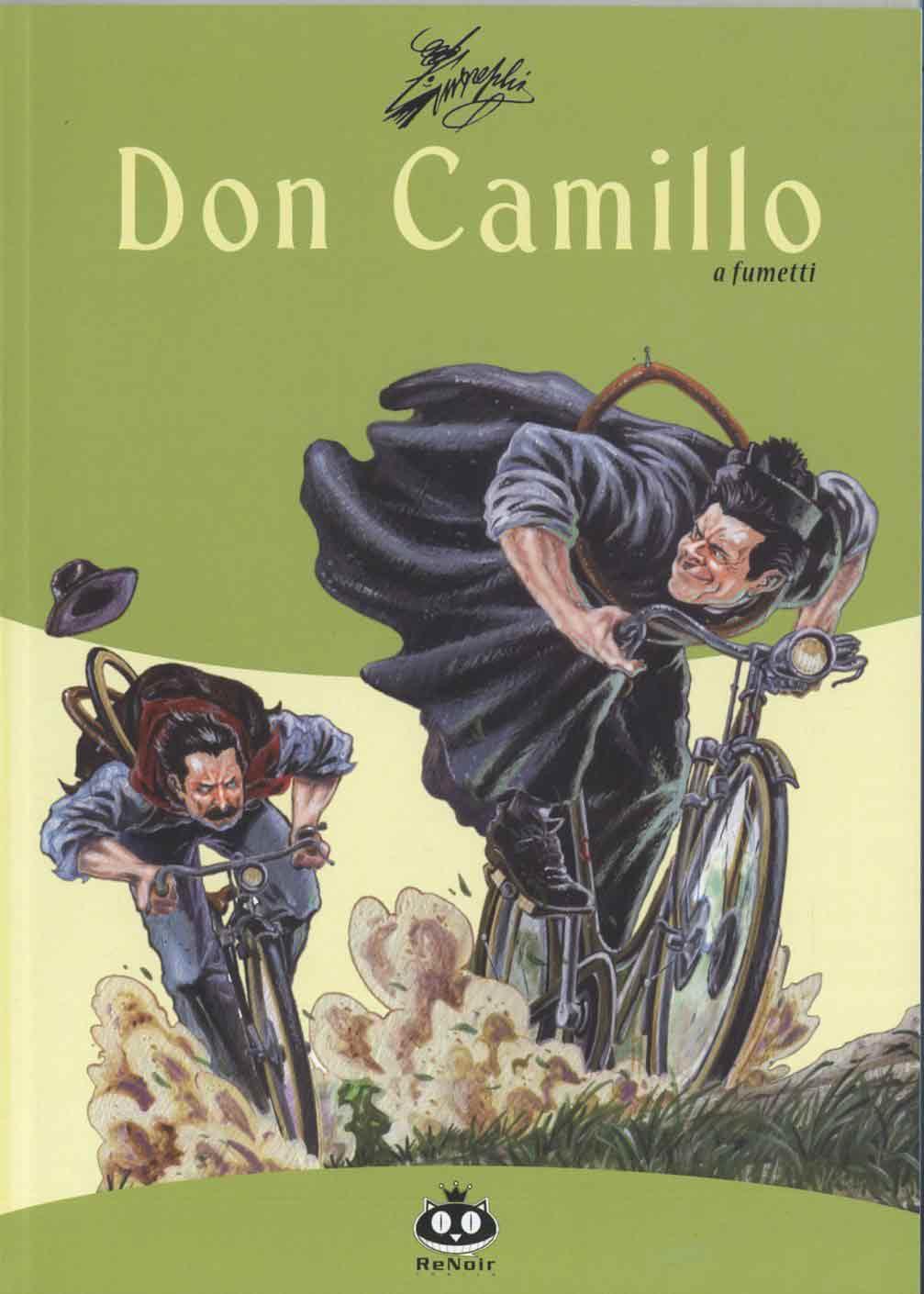 Don Camillo Fumetti RENOIR
