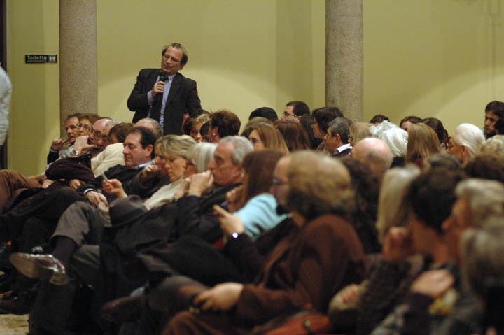 Domande dal pubblico Incontro Appelfeld 2009
