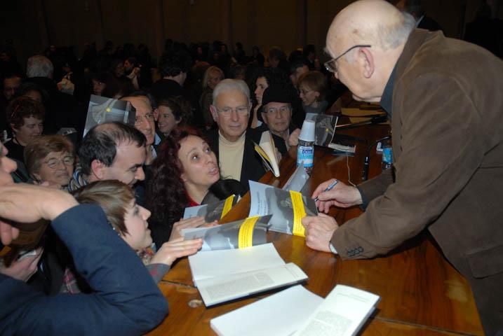 le dediche Incontro CMC Appelfeld 2009