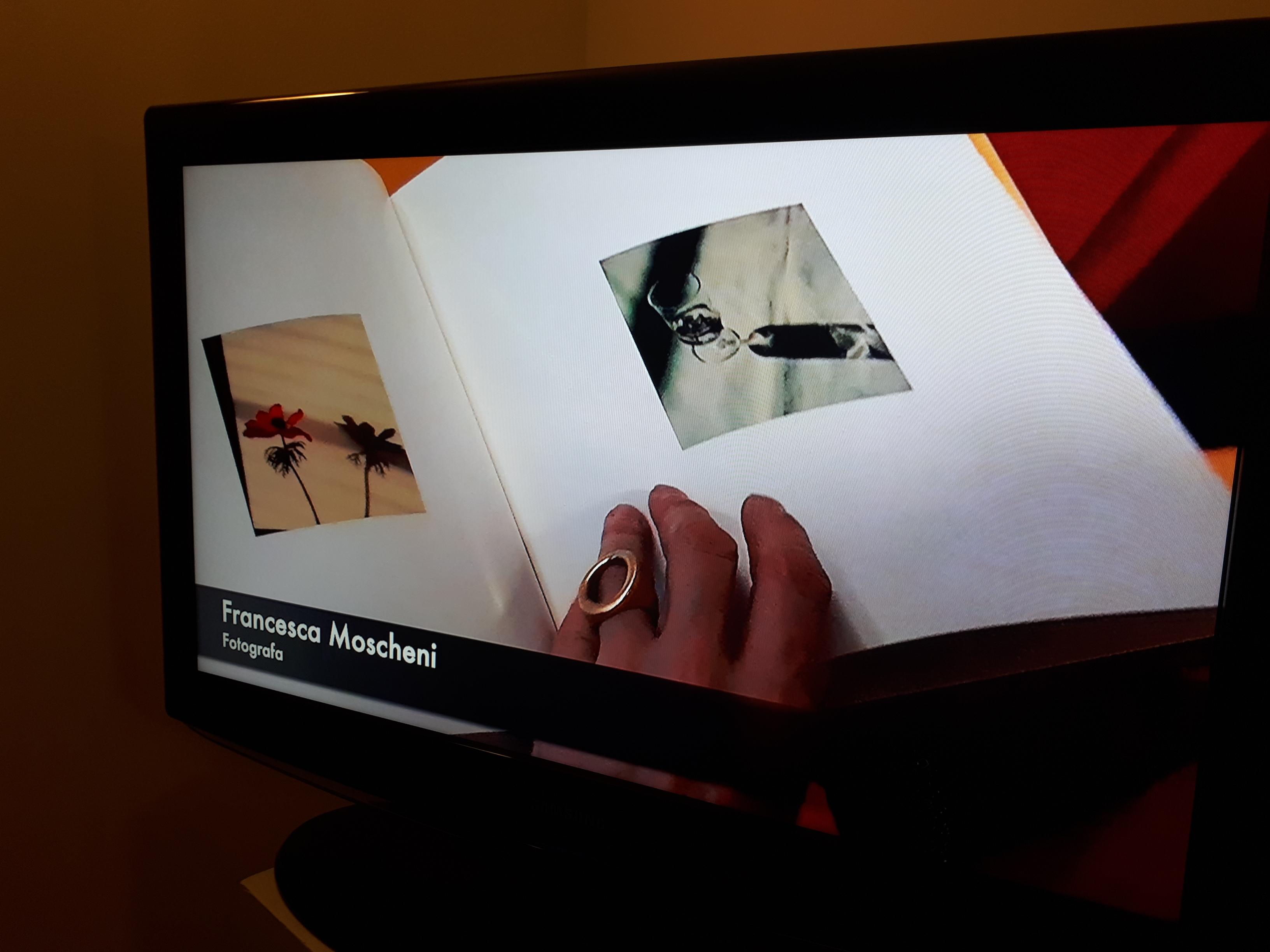 Moscheni libro video
