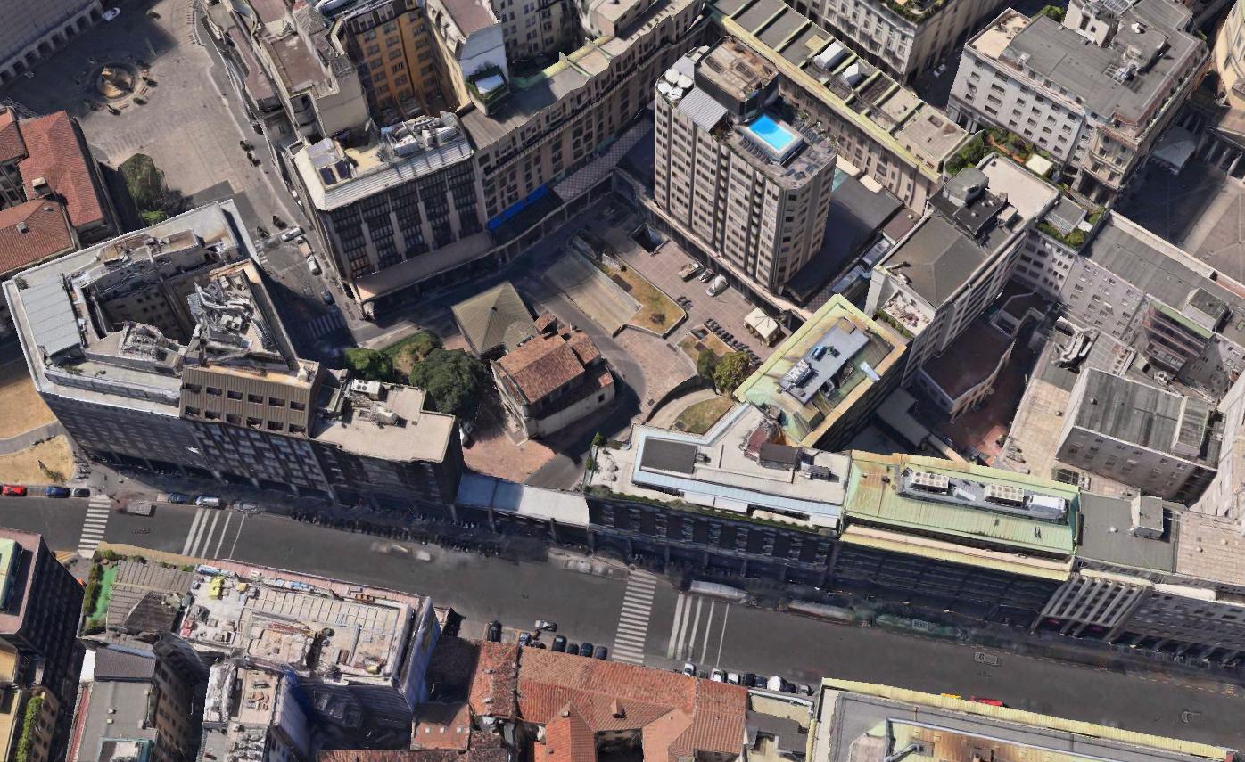 Centro Culturale di Milano 5 Schermata Dall'alto più grande