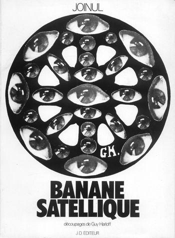 Copertina libro banane