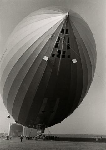 Il dirigibile Hindenburg