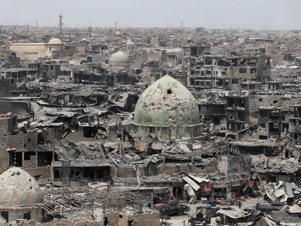 iraq Mosul foto moschea